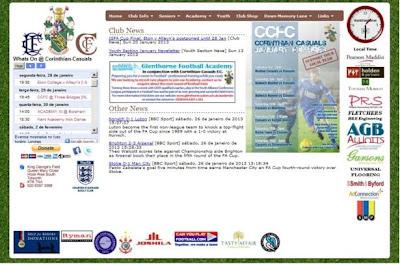 CCFC Official Site