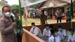 Polisi Membumi Viral, Kapolres Bungo Sambangi dua Pondok Pesantren