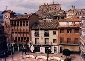Plaza del Ayuntamiento de Illueca