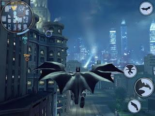 Batman the dark knight rises android