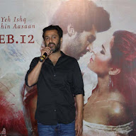 Fitoor Trailer Launch Photos