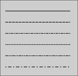 estilos linea pyqt5