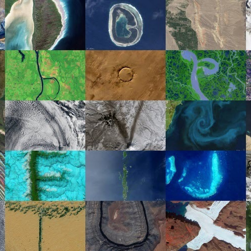 The Alphabets From Space