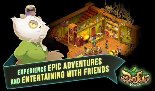 DOFUS Touch- screenshot thumbnail