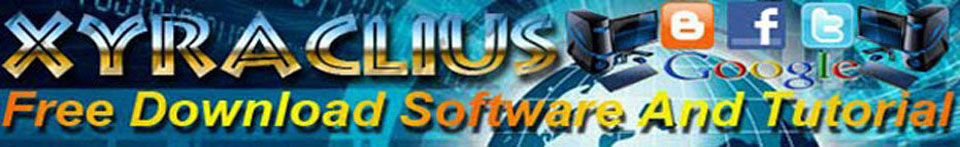 XYRACLIUS | Free Download Software And Tutorial
