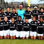 One7 Girls Soccer Team