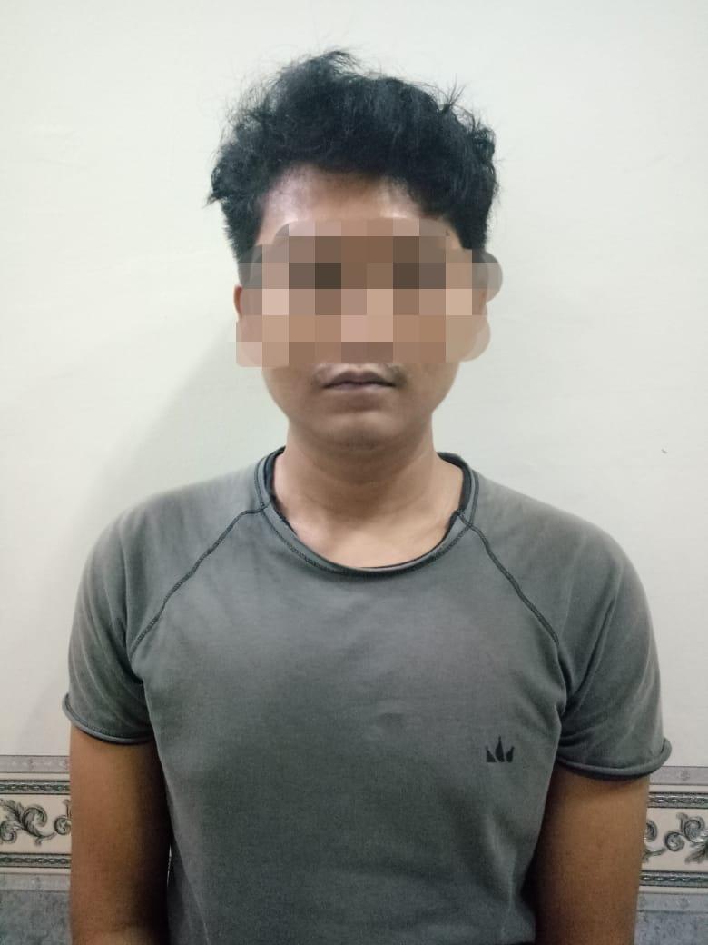 Ditresnarkoba Polda Banten, Berhasil Ringkus AD di Rumahnya