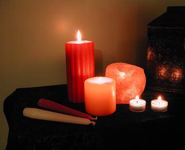 Candles And Charm, Candle Magic