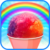 Rainbow Snow Cone Maker Summer