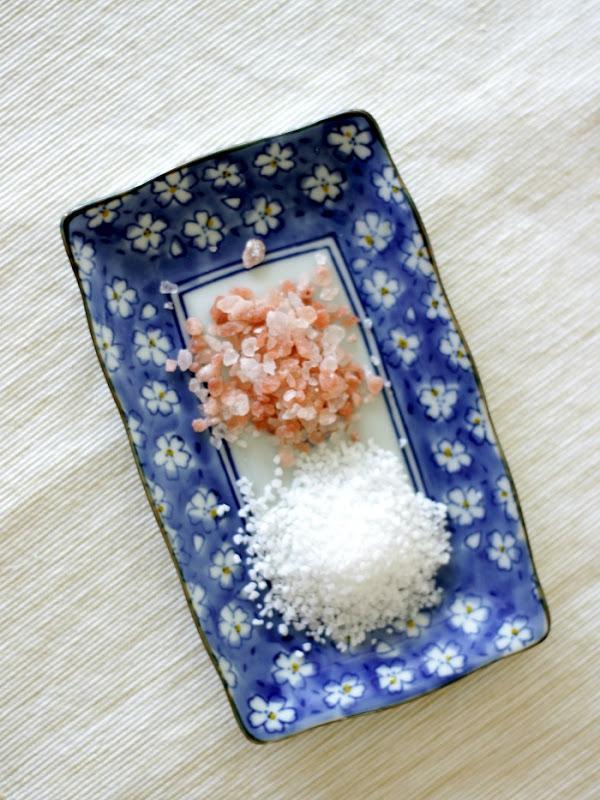 Italian Herb Salt Himalayan Pink