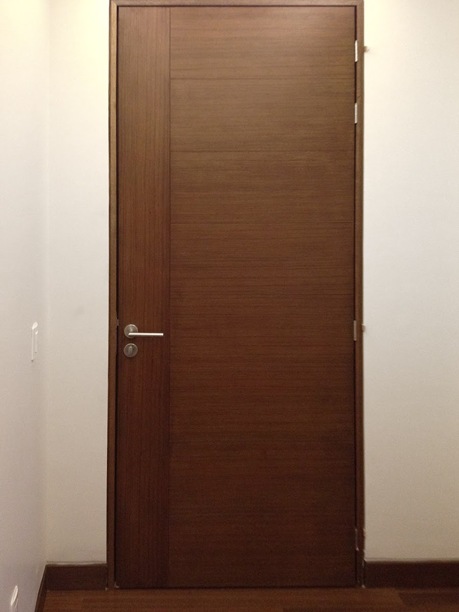 Puertas de madera orbis home for Puertas de madera interiores modernas