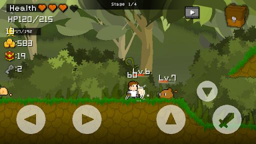 Dungeon Rpg 3 : Hero 1.2.3 screenshots 8
