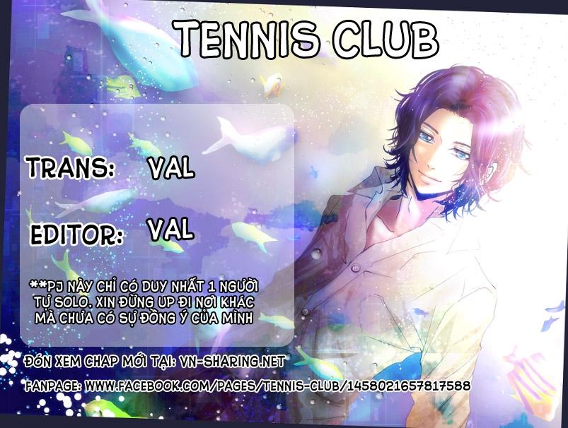 Prince of Tennis chap 203 Trang 20