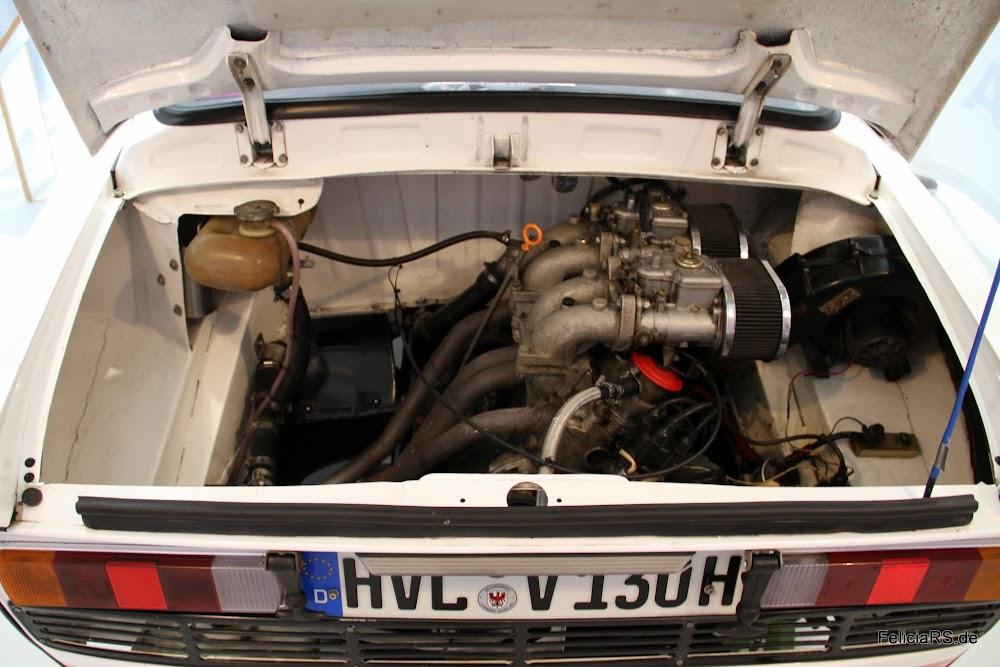 Skoda 130RS Power Pack