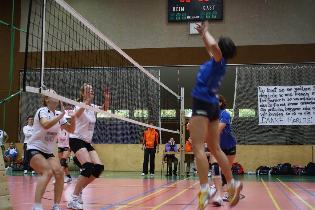 Damen1 - 1.Runde + Goodbye Marlies
