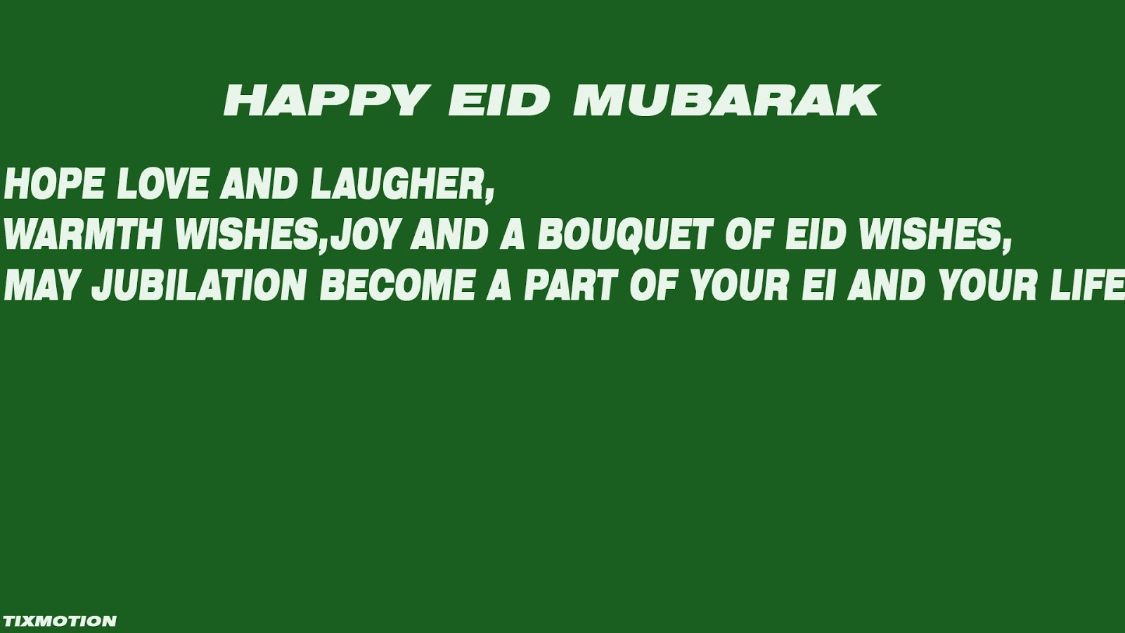 Happy Eid Mubarak 2016 Hd Wallpaper Free Download And