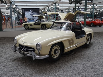 2017.08.24-188 Mercedes-Benz Coupé Type 300 SL 1955