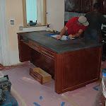 Carroll St. - Brooklyn - Brownstone Kitchen Renovation - Before / In Progress