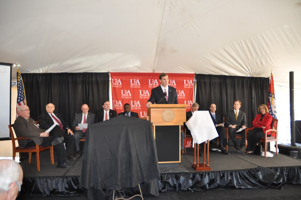 UACCH-Texarkana Creation Ceremony & Steel Signing - DSC_0138.JPG