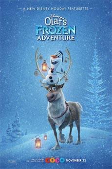 Olaf – Em Uma Nova Aventura Congelante de Frozen (Torrent)