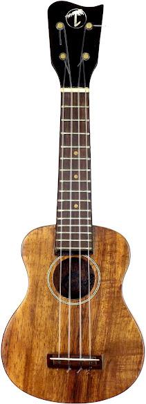 Tangi Tiny Koa Acoustic Sopranino Ukulele Corner