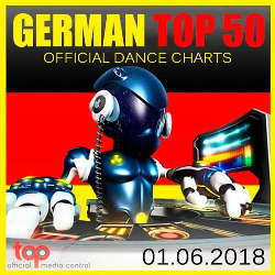 CD German Top 50 Official Dance Charts 2018 (Torrent)