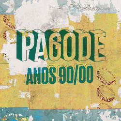 CD Pagode Anos 90/2000 - Vários Artistas (Torrent) download