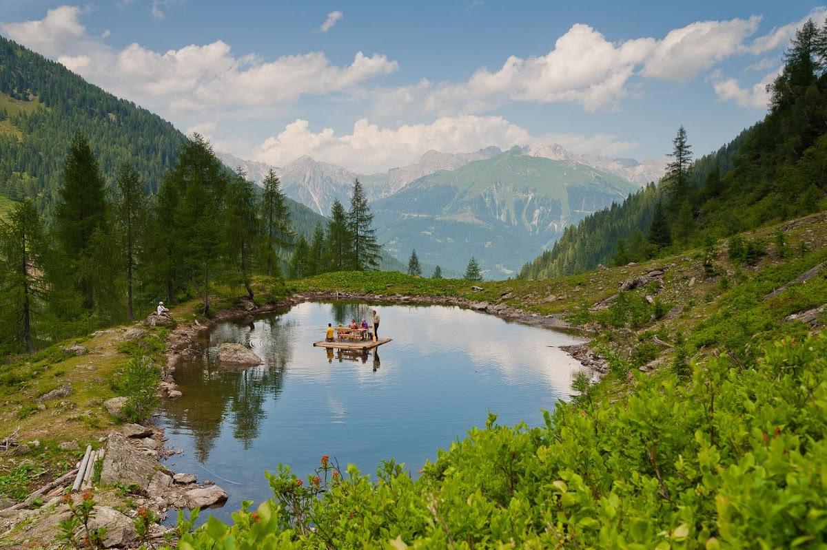 Der Obergailer See