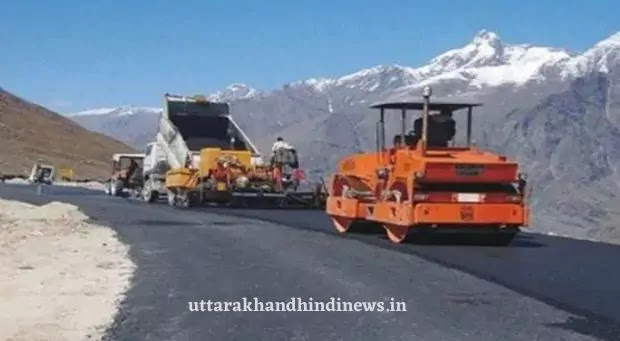 Chardham All Weather Road