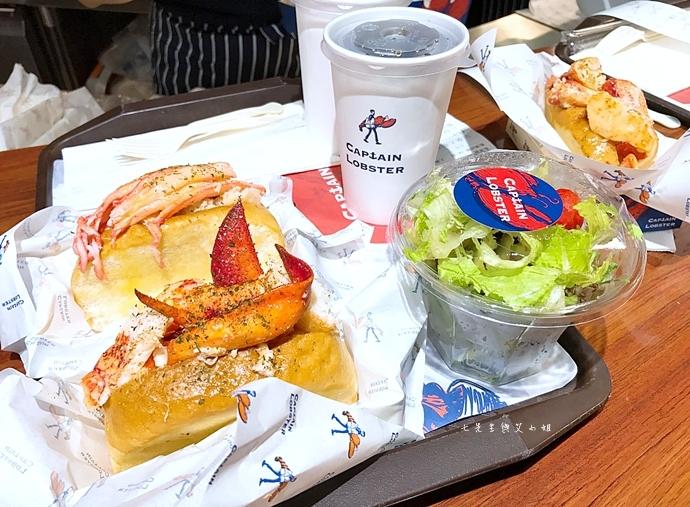 25 Captain Lobster 龍蝦堡 新光三越 A11 信義新時髦