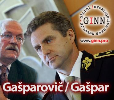 Gašpar a Gašparovič