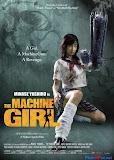 Nữ Sinh Báo Thù - The Machine Girl poster