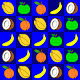 Tropical Fruits - Free Match 3 Puzzle (game)