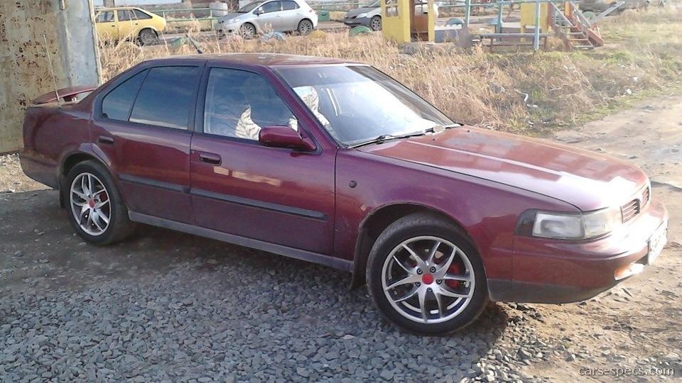 0 3 Sohc 92 Maxima Nissan