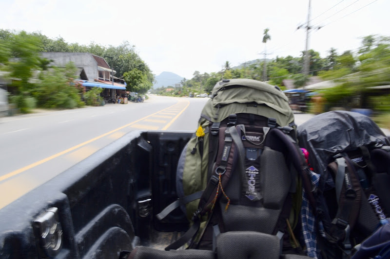 южный таиланд автостоп