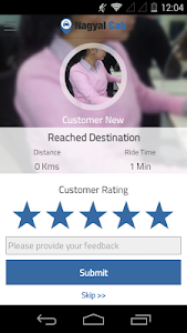 Nagyal Cab Partner screenshot 4