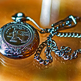 Packet Watch by Pravine Chester - Artistic Objects Other Objects ( old, pocket watch, artistic objects, antique, photography )
