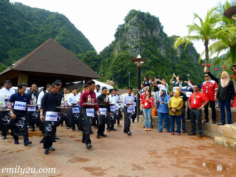 3rd IPOH International Waiters Race
