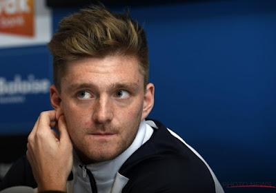 Le vrai homme du match à Charleroi : Thomas Foket a été applaudi lors de sa montée au jeu
