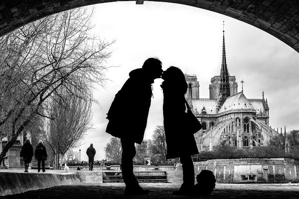 Kissing under the bridge di MarcoGiorgi