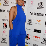 OIC - ENTSIMAGES.COM - Natisha Hector at the Independent Filmmakers Ball a charity event in aid in The British independent Film Trust London 29th April 2015  Photo Mobis Photos/OIC 0203 174 1069