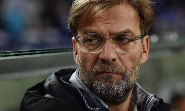 Jurgen Klopp mengatakan 'orang lain membuat keputusan perpindahan' di kelab.