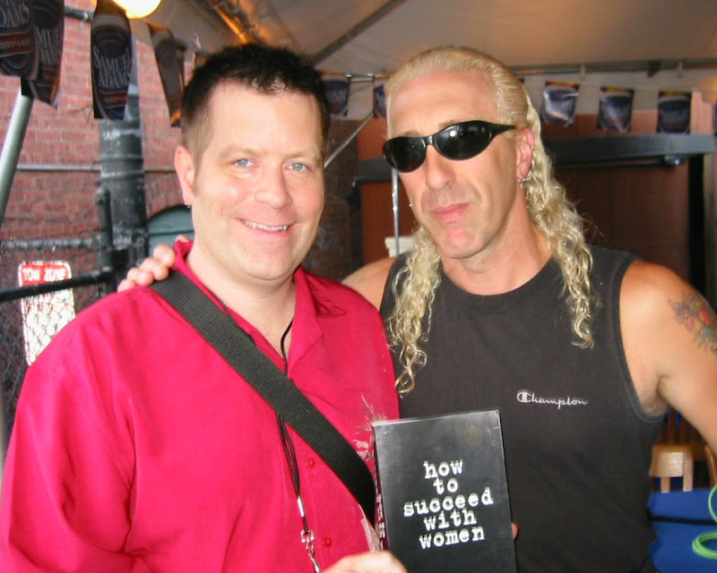 David Copeland With Twisted Sister S Dee Snider, David Copeland