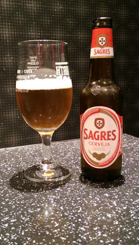 #beersofeuro2016, Sagres, Portuguese beers,
