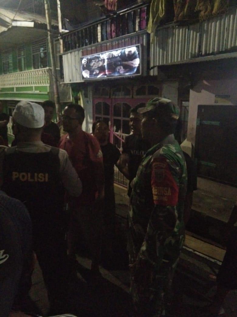 Tim Resmob Polres Pelabuhan Makassar Merasa Terdesak, Door