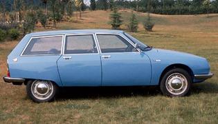 Citroen 1971 GS break