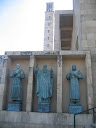 Igreja de Santo António das Antas 10FachadaPrincipalLadoNorte