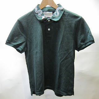 Gucci Asp and Bee Polo