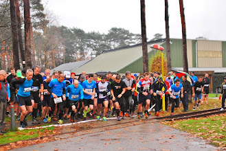 Photo: 16/11/2014 - Kraftman Trail Run Maasmechelen