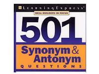 501 Synonym & Antonym with MCQ - PDF ফাইল